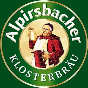 Logo Alpirsbacher Klosterbräu Glauner GmbH & Co. KG