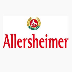 Logo der Brauerei Allersheim GmbH