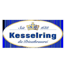 Logo der Brauerei Kesselring GmbH & CO. KG