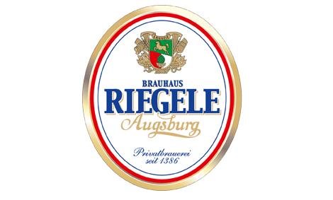 Logo der Brauerei S. Riegele