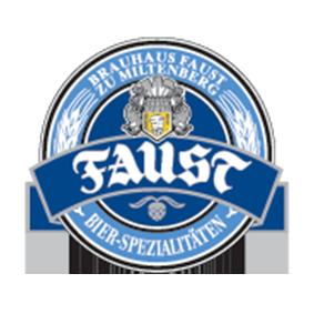 Logo der Brauhaus Faust oHG