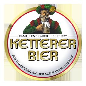 Logo der Familienbrauerei M. Ketterer GmbH & Co. KG