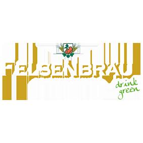 Logo der Felsenbräu Thalmannsfeld