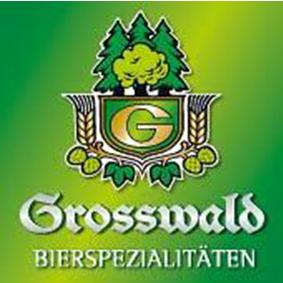 Logo der Grosswald Brauerei Bauer GmbH & Co. KG