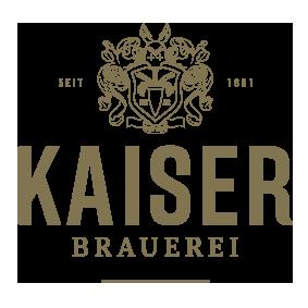 Logo der Kaiser Brauerei GmbH