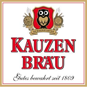 Logo der Kauzen-Bräu GmbH & Co. KG