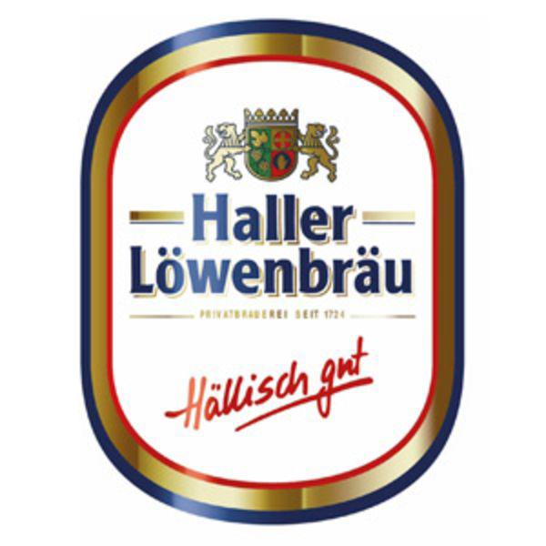 Logo Löwenbrauerei Hall Fr. Erhard GmbH & Co. KG