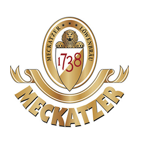 Logo Meckatzer Löwenbräu