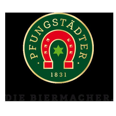 Logo Pfungstädter Brauerei Hildebrand GmbH & Co. KG