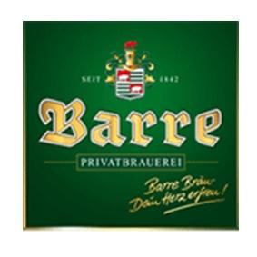 Logo der Privatbrauerei Ernst Barre GmbH