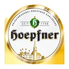 Logo der Privatbrauerei Hoepfner GmbH