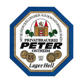 Logo der Privatbrauerei Peter GmbH & Co. KG