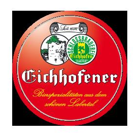 Logo der Schlossbrauerei Eichhofen