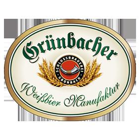 Logo Schloßbrauerei Grünbach  bei Erding GmbH