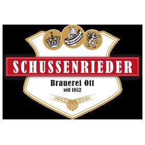 Logo der Schussenrieder Brauerei Ott