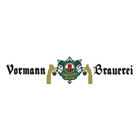Logo der Vormann Brauerei