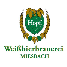 Logo der Weißbierbrauerei Hopf GmbH