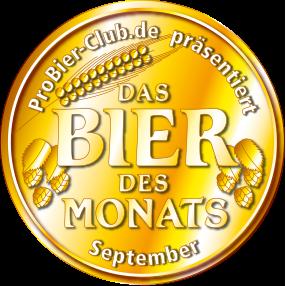 Bier des Monats September 2020: Hefe Weizen